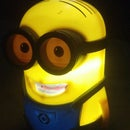 Minion Night Ligth Powerbank