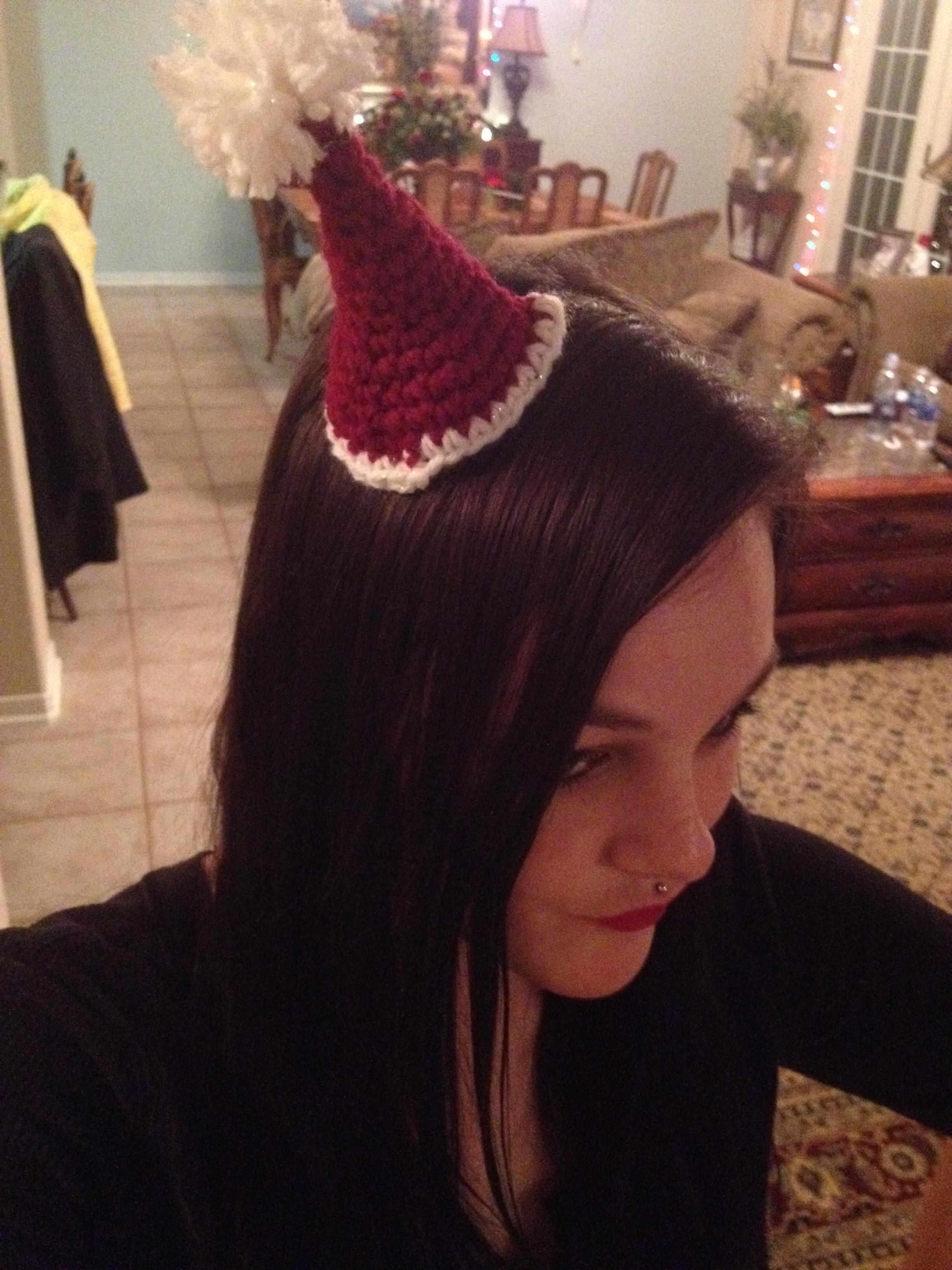 Picture of Mini Santa Hat