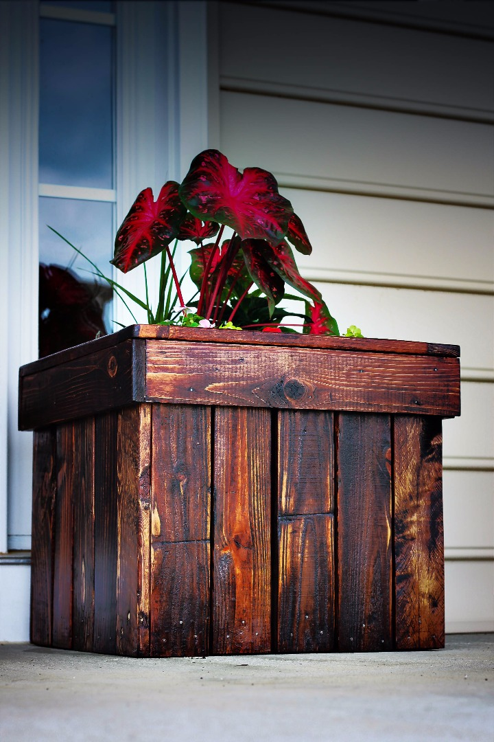 Picture of Pallet Planter Box