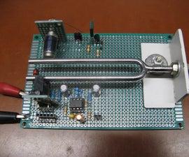 Tuning Fork Oscillator