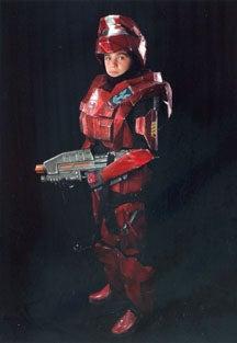 Halo Spartan Kid Size