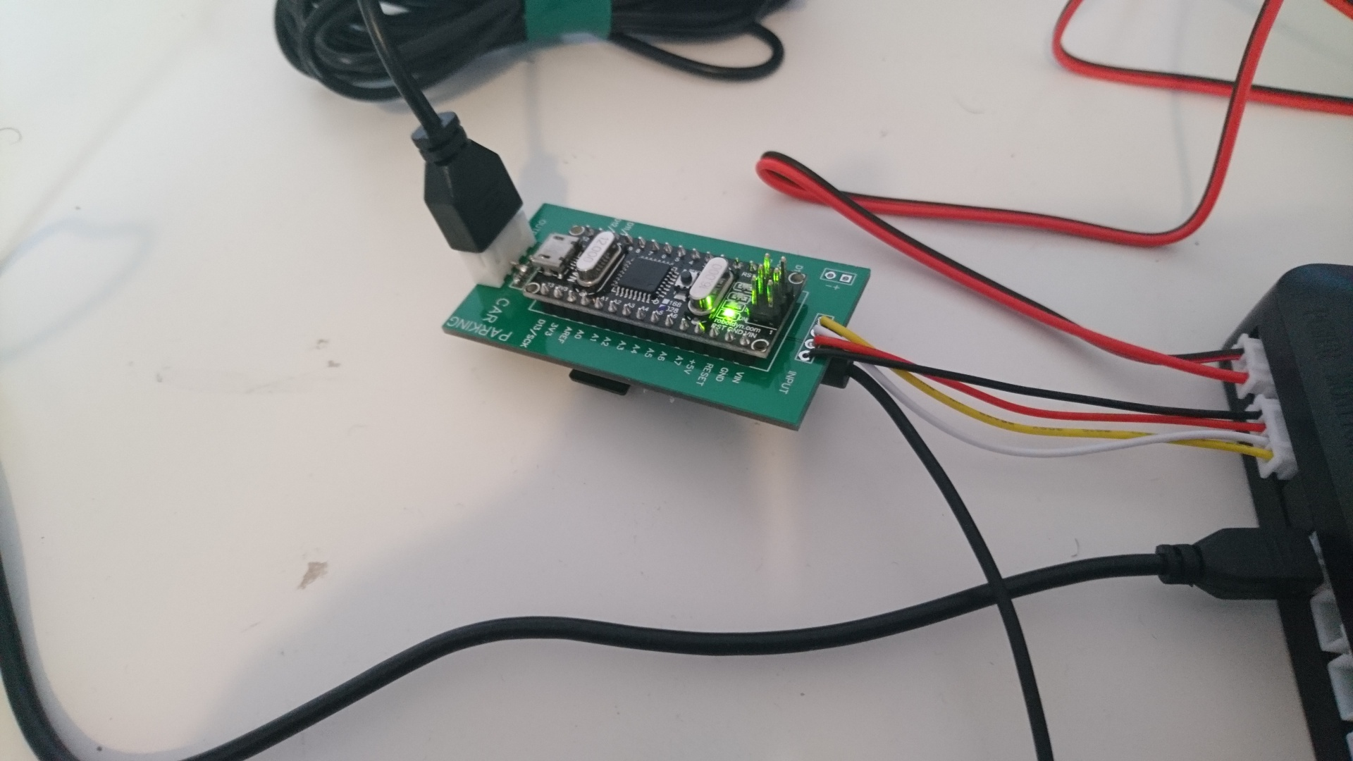 Picture of Final Part : Soldering PCB