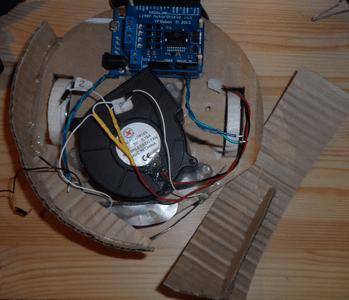 Create Bumbers, Program Arduino