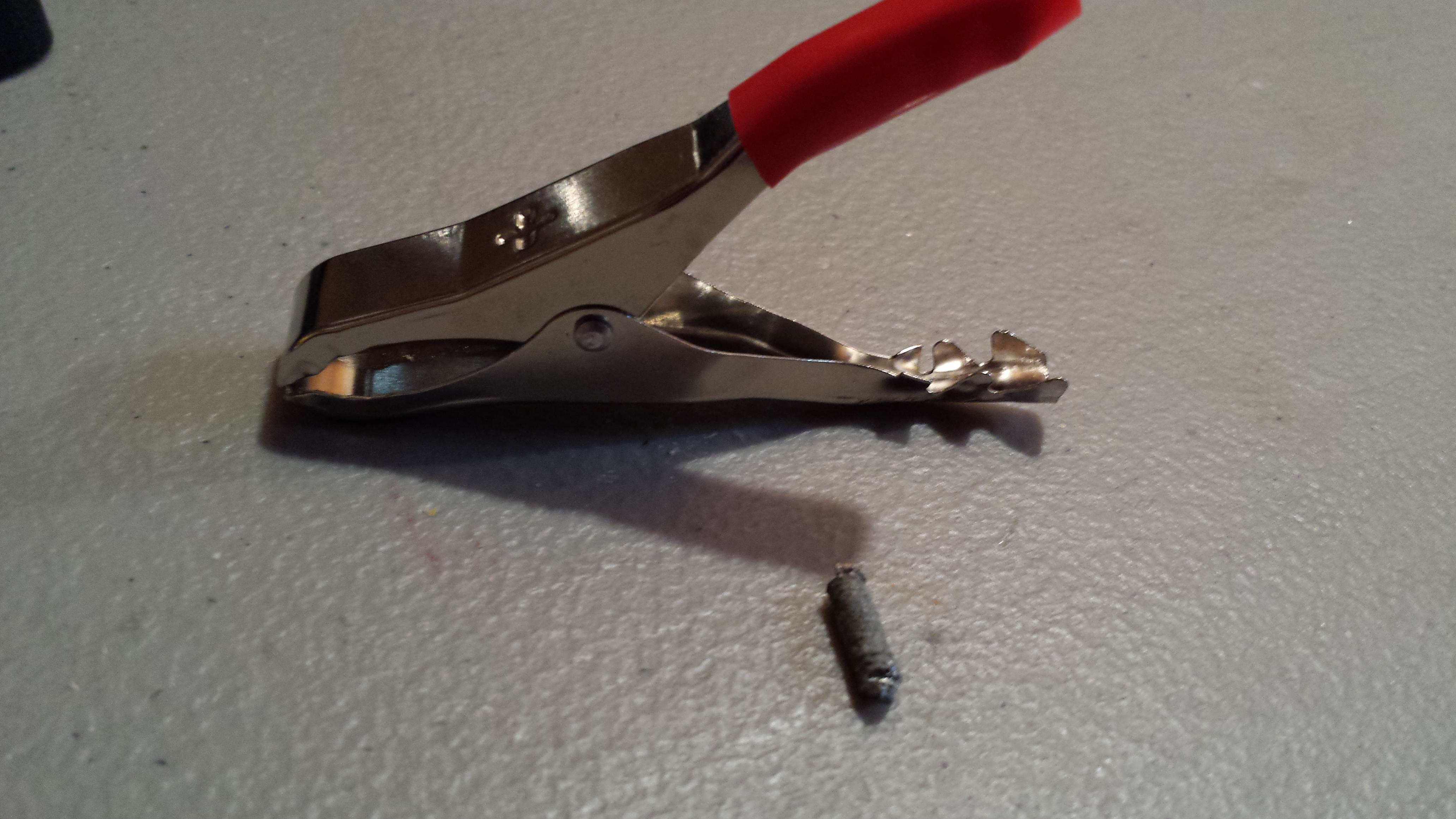 Picture of Cutting and Crimping