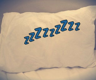 Double Stuffed IKEA Pillows