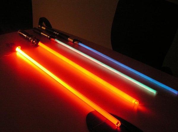 Build a Lightsaber