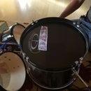 How Muffle a Children's Bass Drum
