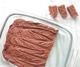 easiest ever fudge recipe