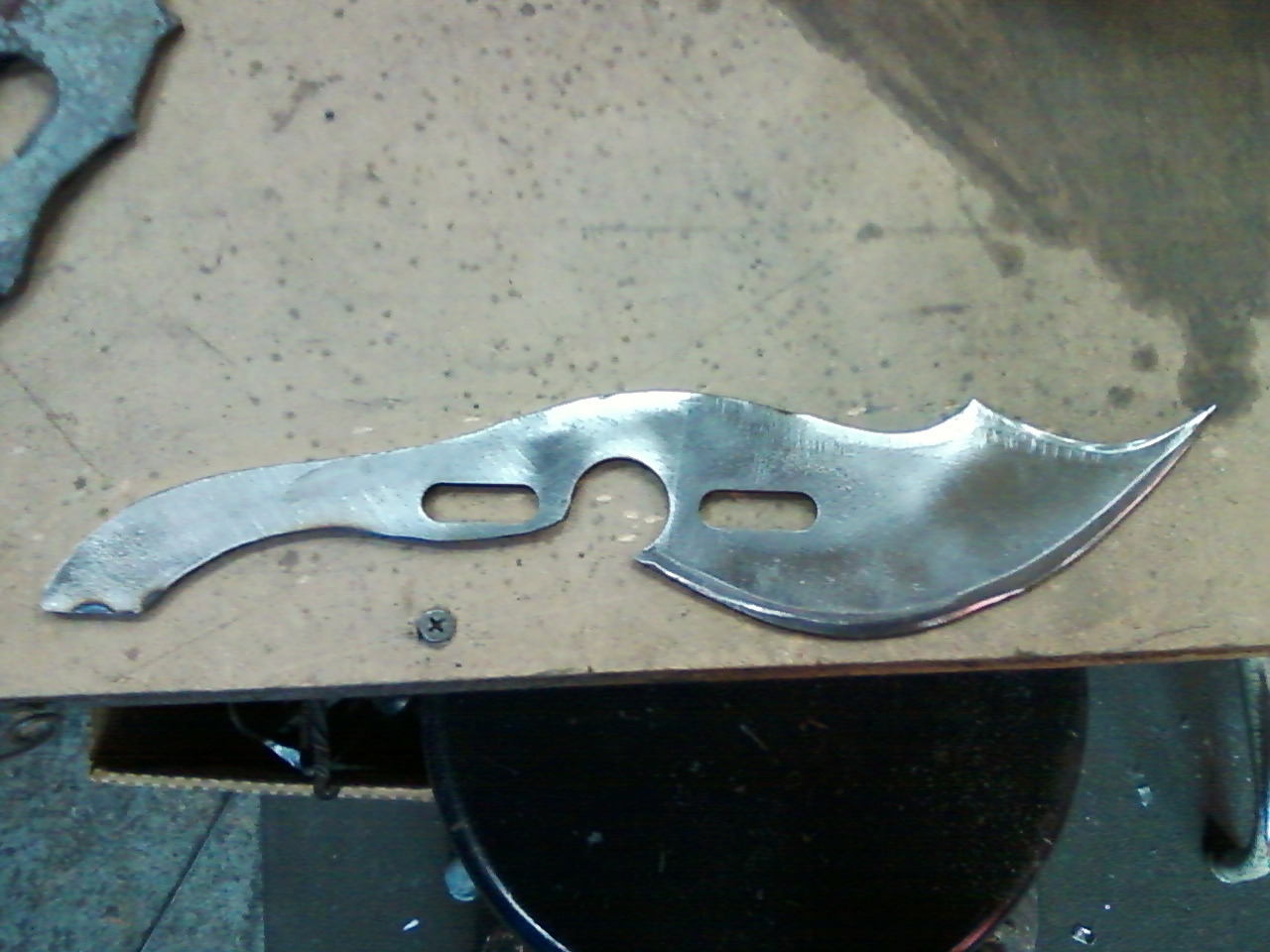 Picture of Finishing the Blade and Final Thoughts