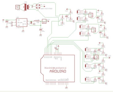 Schematic and Board
