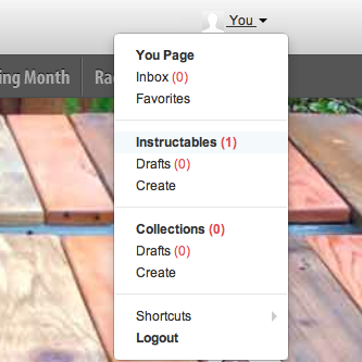 Picture of How to Delete an Instructable