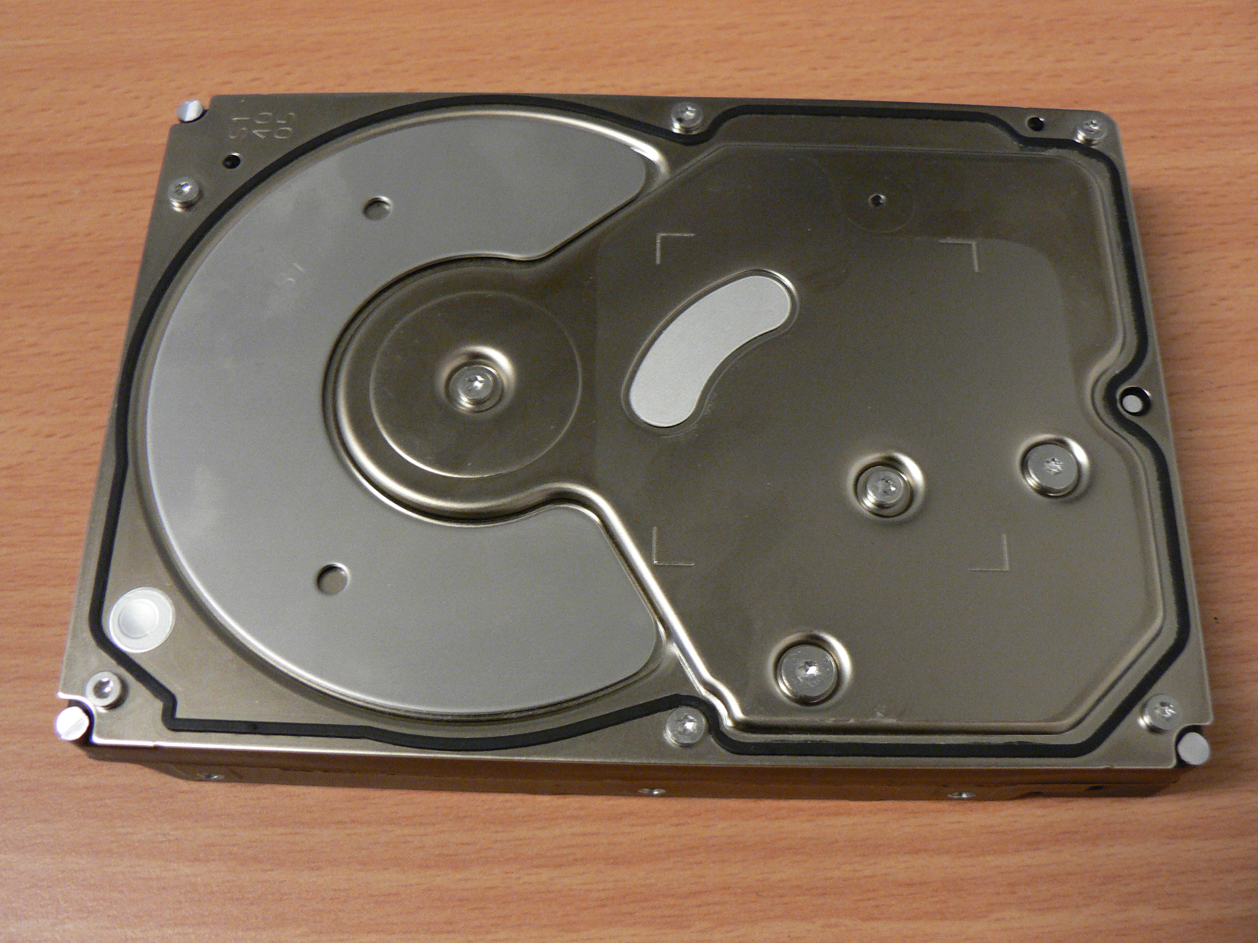 Picture of Crack Open a Hard Disk Drive