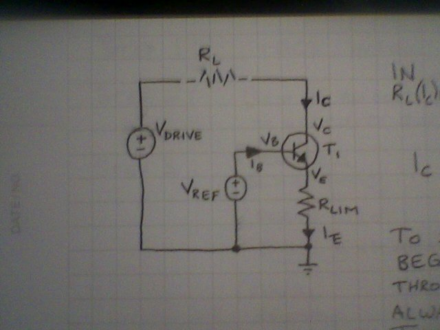 Picture of Circuit Principle of Operation