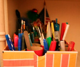 Writing Tool Organizer