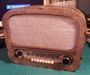 Brand New Old Radio
