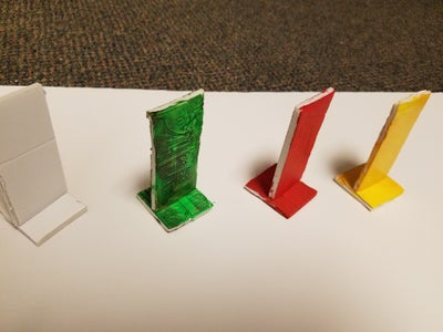Constructing the Game Pieces