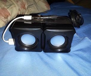 Portable Phone/Media Speaker