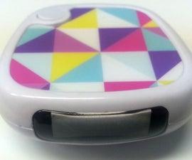 Turn Pedometer into Manual Counter