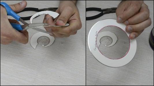 Cut the Cirlce