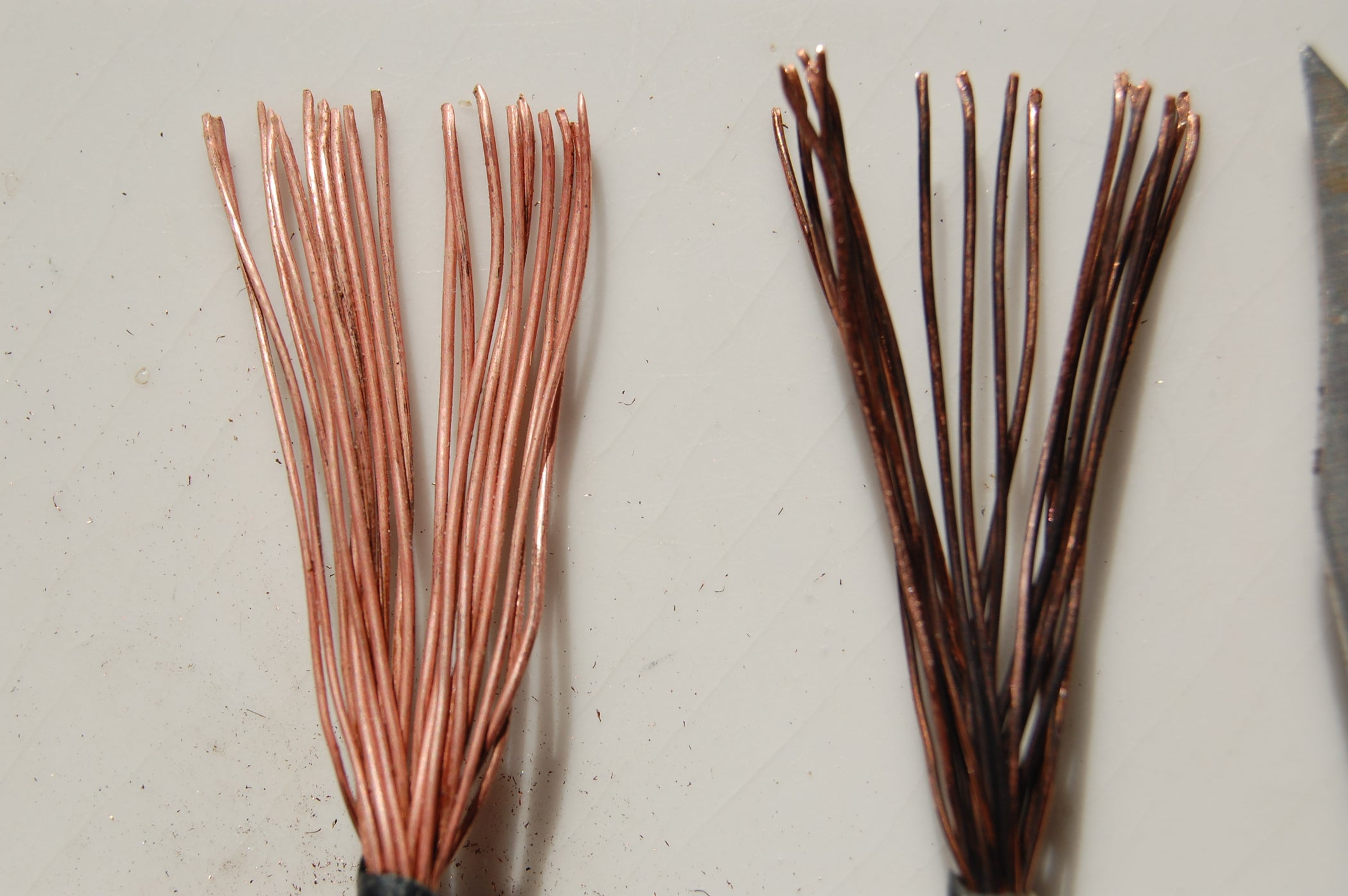 How To Perfectly Clean Wires In Minutes Aluminum Or Copper Wiring