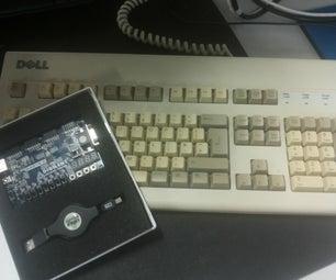PS2 Keyboard for FPGA