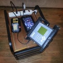 Solar Powered Mobile Universal Charging Station