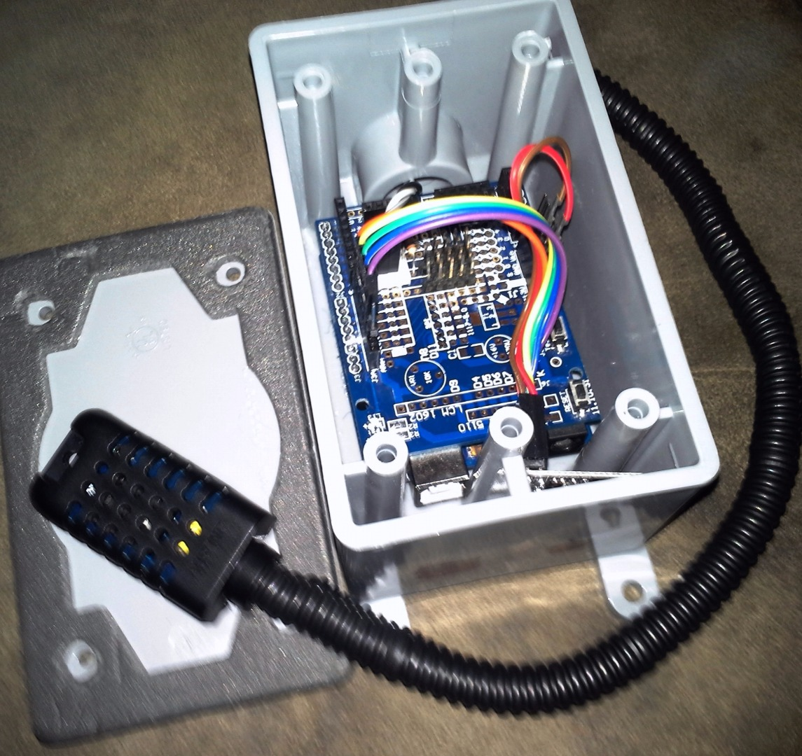Picture of DIY Hacking Your Own Home Automation System