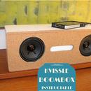 DIY Magazine Rack Transformation to a Kvissle Bookend Audio Boom Box