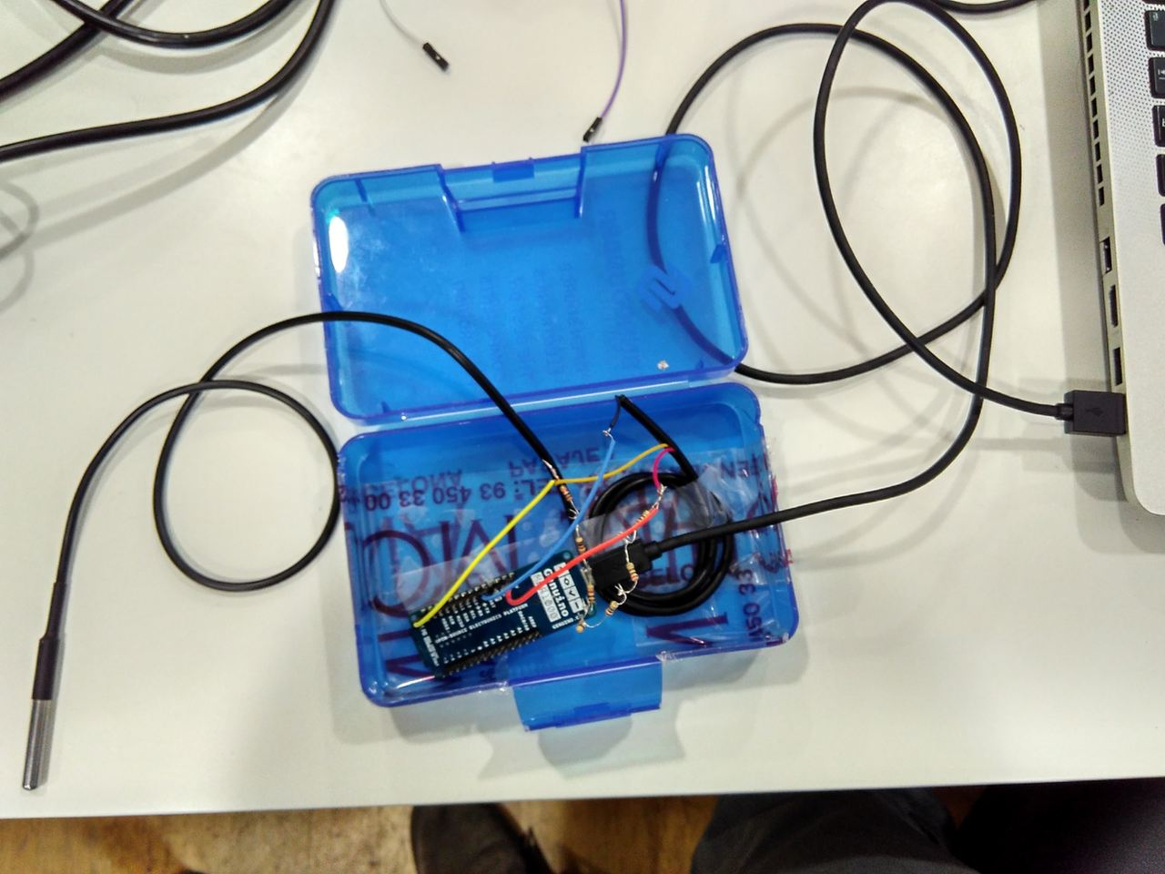 Picture of Put Arduino in a Box