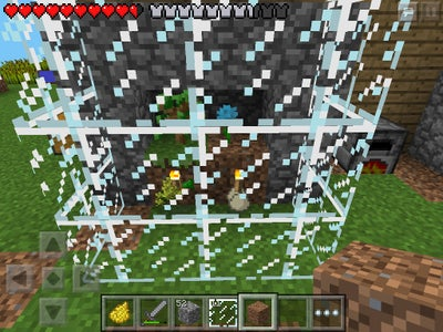 Display Case in Minecraft