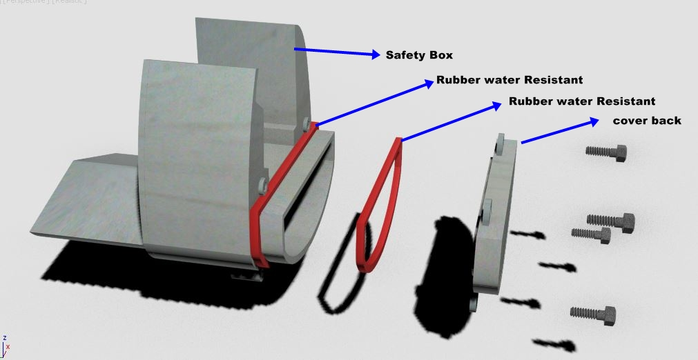 Picture of Part : Safety Box