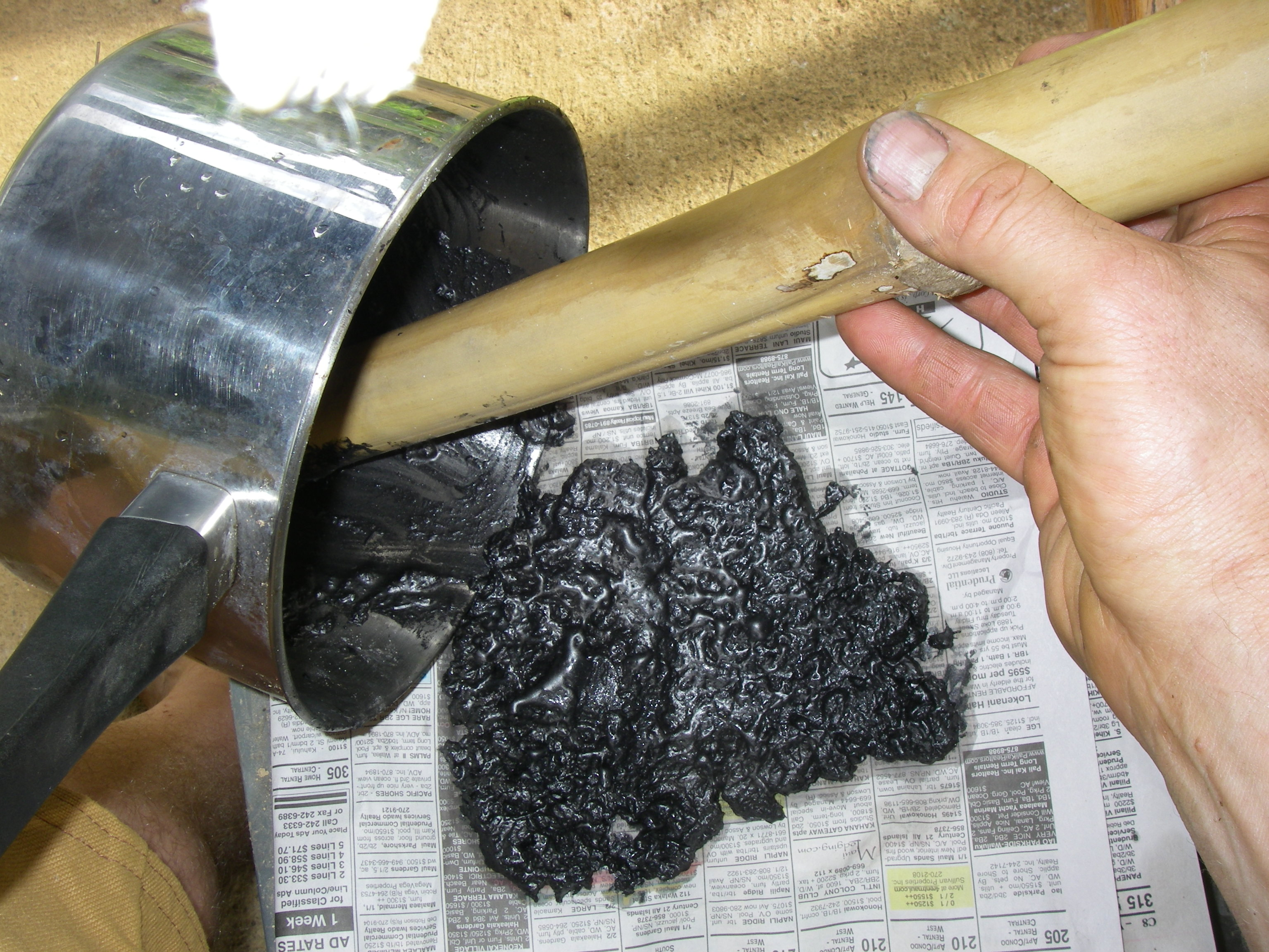 Picture of Crush Some Charcoal