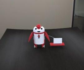 Intelligent  Surveillance System Using – DIY Robot Prince