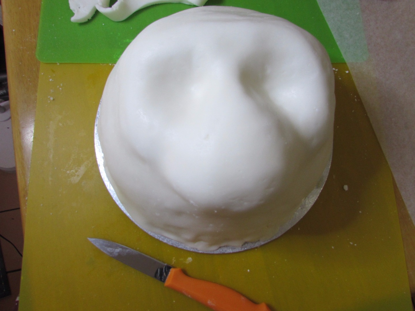 Picture of Fondant Layer