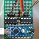 DIY 2D Plotter Shield for Arduino Nano With L293d