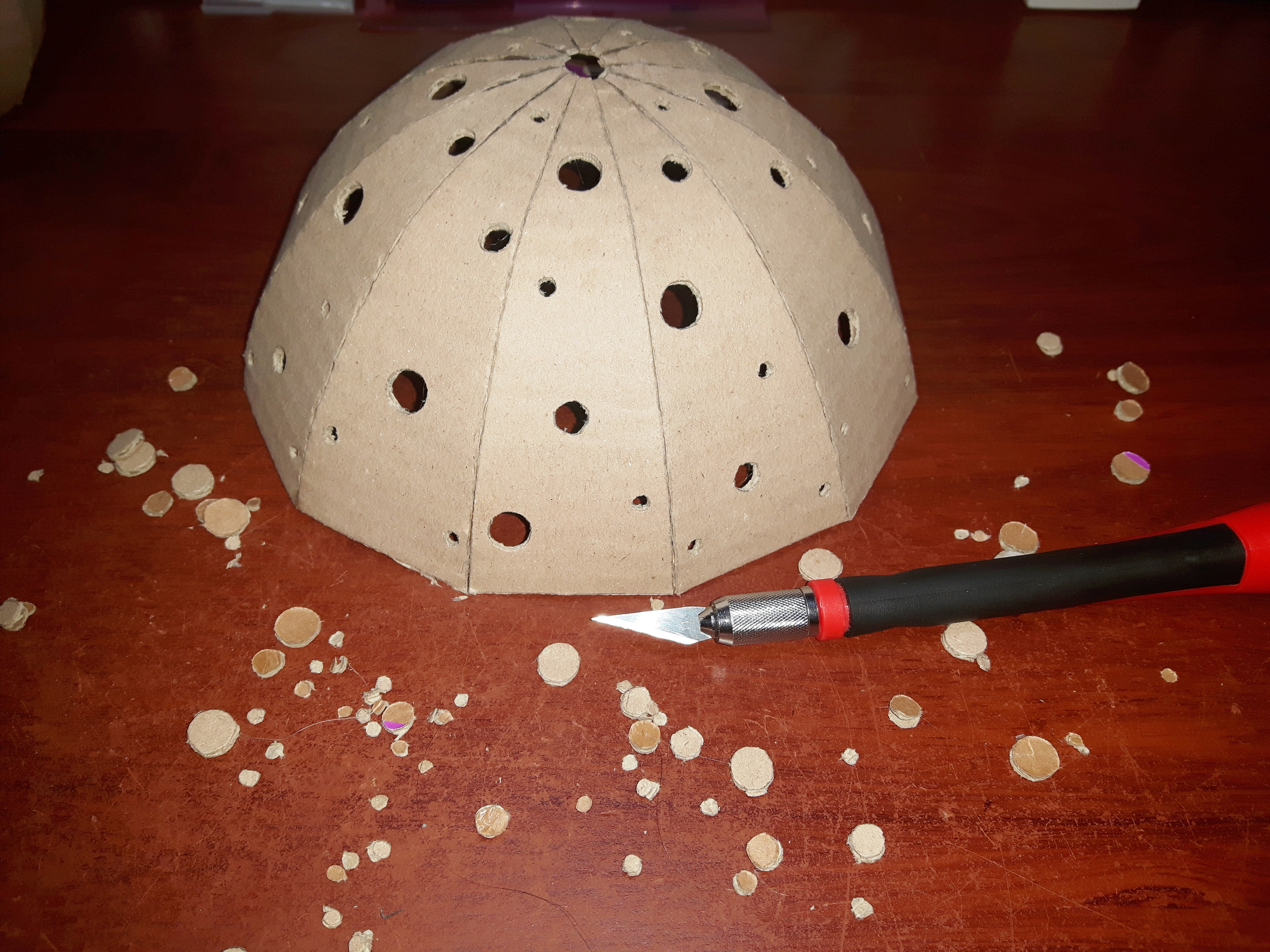 Picture of Make the Holes