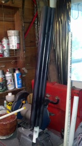 Blueing the Gun Barrels