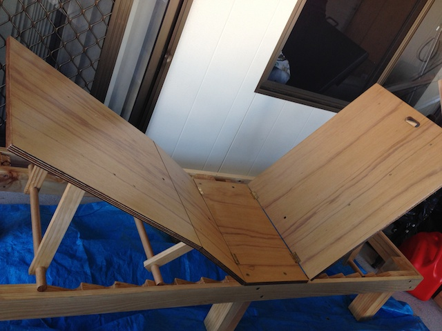 Picture of Adjustable Day Bed