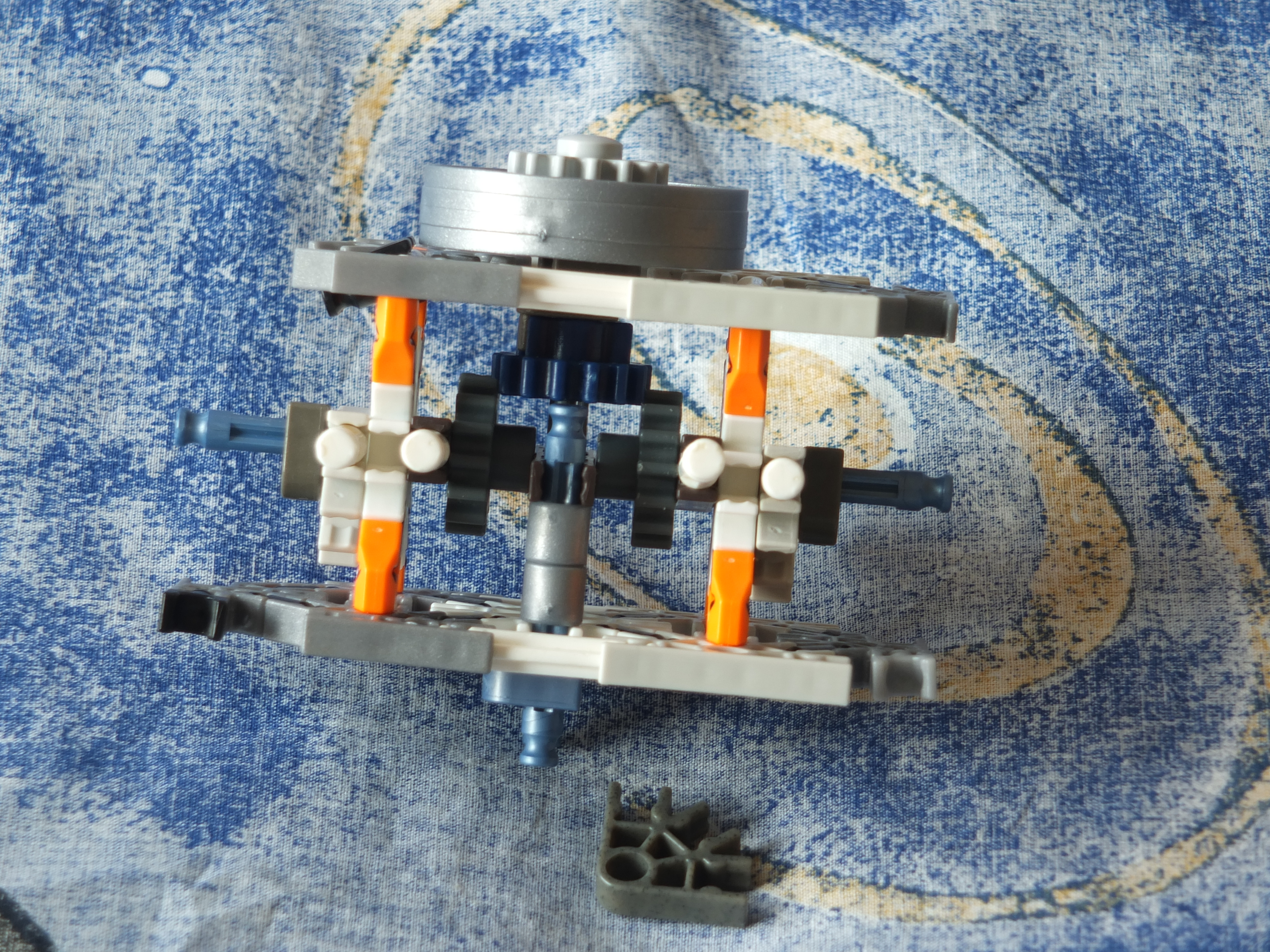 Picture of X-Wing Mechanism