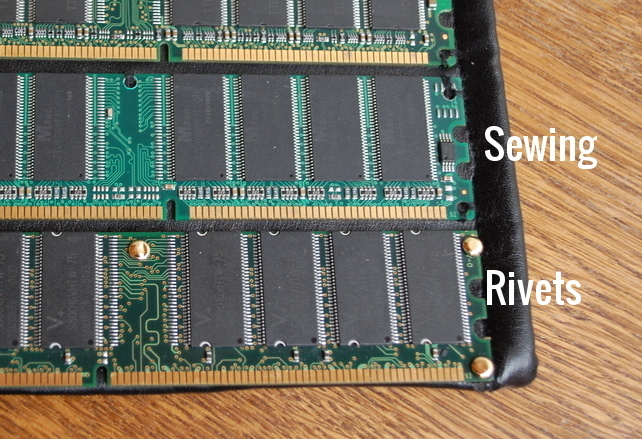 Picture of Add RAM and D-rings