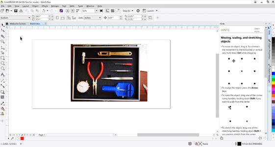 Create the Graphic File
