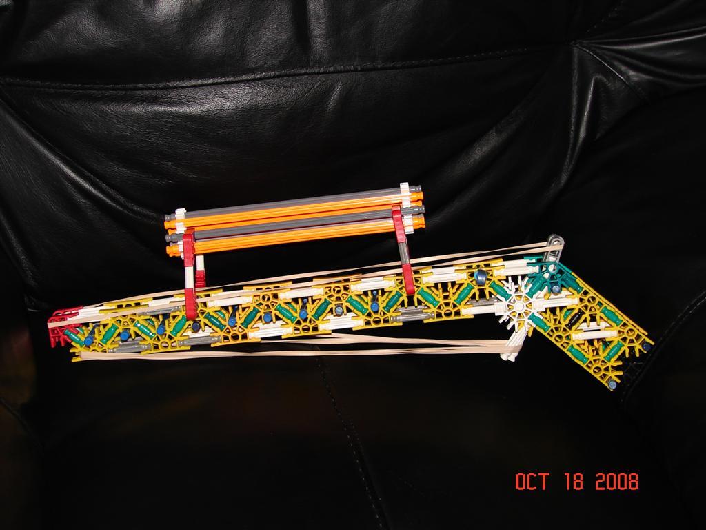Picture of Knex Rbg Super Pistol