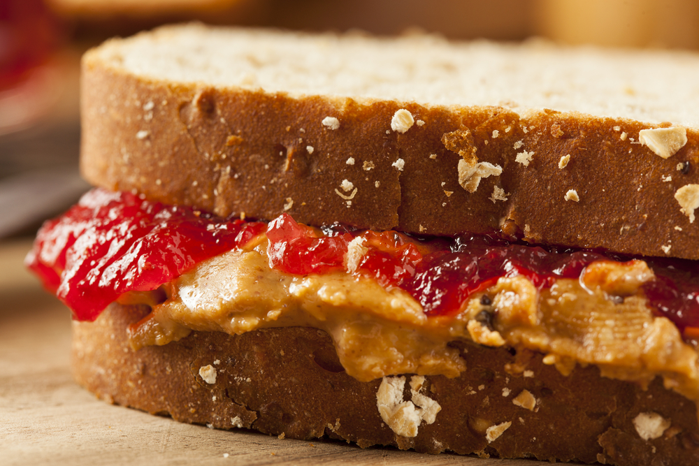 Picture of The Perfect Peanut Butter and Jelly Sandwich