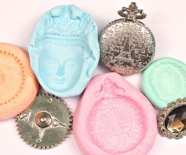 Make Your Own Silicone Molds