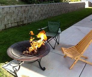 Propane Fire Pit