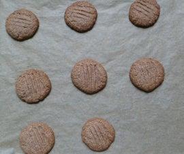 Mixed Flour Cookies