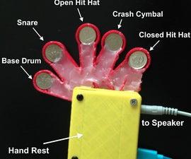 Raspberry Pi Music Fingers