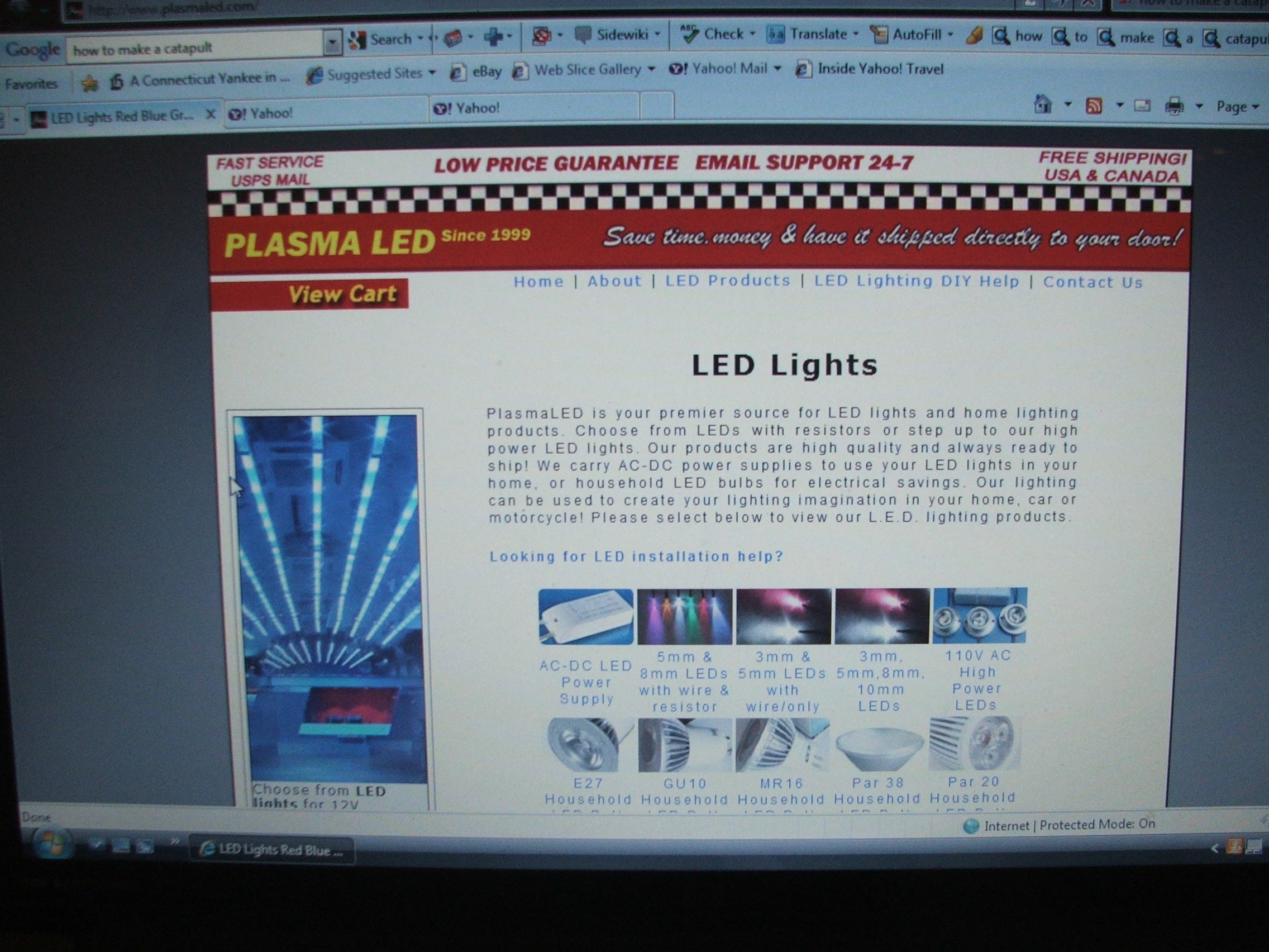 Picture of Were to Find LEDs