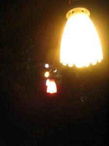 Turn Empty Bottles Into Romantic Garden Lights