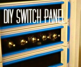 PC Switch Panel